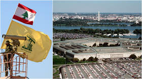 Hezbollah took over Pentagon? Defense reporters baffled by bizarre glitch on TV screens showing CNN