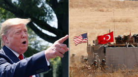 No 'peace' spring: Turkish invasion of northeastern Syria met with worldwide condemnation