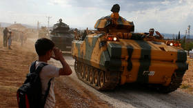 Turkey's preparations for Syria op complete – military
