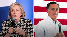With Clinton & Romney both rumored to be JOINING 2020 race, has politics gone the way of Hollywood?