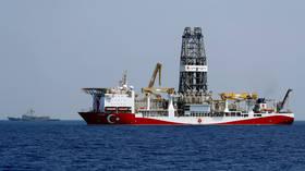 Egypt, Cyprus, Greece condemn 'unacceptable' gas exploration by Turkey