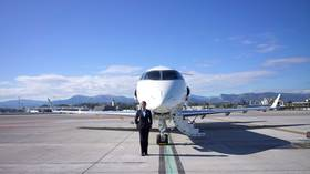 Even if you're mega-rich, why buy a private jet if you could own a share