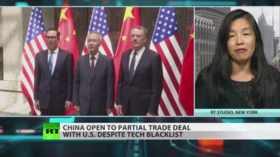US restricts Chinese visas, demonizes China