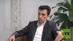 Charm not harm? Hamidreza Azizi, assistant professor of regional studies at Shahid Beheshti University in Tehran