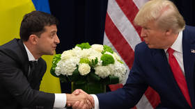 Zelensky contradicts Democrats' impeachment narrative, says Trump didn't 'blackmail' him in phone call