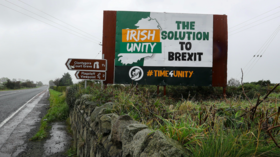 Brexit accelerated potential for Irish unity & EU would see it as similar to German reunification – report