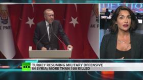 Turkey's invasion will 'rebuild' ISIS – Macron
