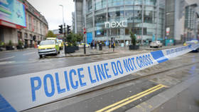Man held after UK Manchester stabbings is arrested under terrorism law