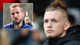 16yo Liverpool forward Harvey Elliott banned for calling Harry Kane a 'f*cking m*ng' in Snapchat video