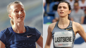 Double delight: Russian world champions Lasitskene & Sidorova nominated for European Athlete of the Year