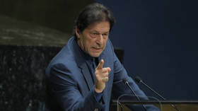 Pakistani PM Khan slams media's 'double standard' on Hong Kong and Kashmir