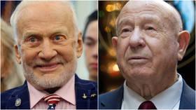'The Cosmonaut ambassador to the world': Buzz Aldrin pays tribute to pioneering Soviet spaceman Alexei Leonov