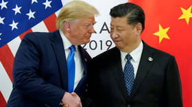 Trump announces 'biggest deal ever' with China for US farmers