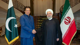 Imran Khan says Pakistan will push for Iran-Saudi mediation
