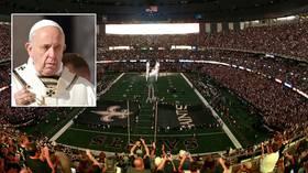 Divine Interception: Fans react as Pope Francis tweet features NFL hashtag