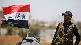Syrian Army deployed to country's northeast to counter 'Turkish aggression' (VIDEOS)