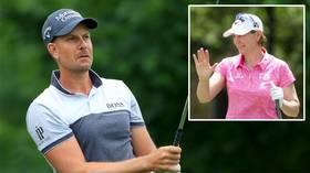 Battle of the sexes: Major champions Henrik Stenson and Annika Sorenstam to host innovative 'mixed' golf tournament