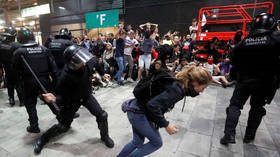 Catalonia 'separatists' bad, HK 'pro-democracy protesters' good: Orwell's 1984 becomes user's manual for Western 'free media'