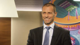 The present and future of European football – with UEFA President Aleksander Ceferin (Raw Take Podcast e15)
