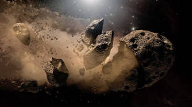Close encounter: HUGE asteroid sped past Earth at 22,000mph