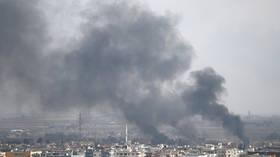 Turkish invasion creates better conditions for Islamic State terrorists as it creates chaos, Assad's key adviser tells RT