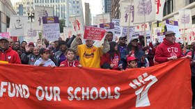 Chicago Public Schools cancels classes for 361,000 students over teachers strike