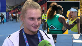 'My worst match' – Dayana Yastremska on tearful experience of playing against Serena Williams (VIDEO)