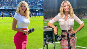 'You go to the stadium dressed up like that...' Italian journalist slams Diletta Leotta for revealing outfits