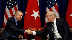 'Don't be a fool!' Trump threatens to destroy Turkey's economy over Syria invasion in letter to Erdogan