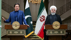 Iran, Saudis 'willing to pursue diplomacy,' Pakistan says after PM Khan's trips