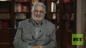 Placido Domingo: Opera filled with pain can make you feel happy