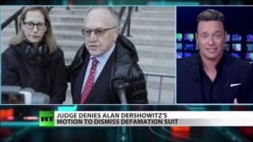 Dershowitz lashes out at Epstein accuser