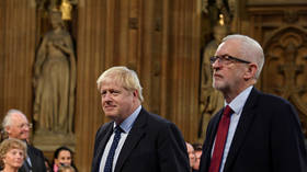 Corbyn criticized by Tories for rejecting Boris Brexit deal before he'd even read it