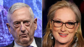 'I'm the Meryl Streep of generals!' Former Pentagon chief Mattis revels in Trump insult as #Resistance demands dirt