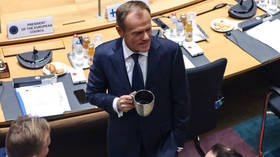 EU's Tusk says Turkish halt of military operations 'not a ceasefire'