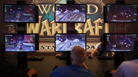 'World of Warcraft' down, forcing gamers out of the basement and onto Twitter — RT World News