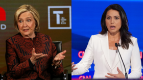 'Russians' are grooming Tulsi Gabbard, hints Hillary Clinton (& by the way, Jill Stein's 'totally' a Russian asset too)