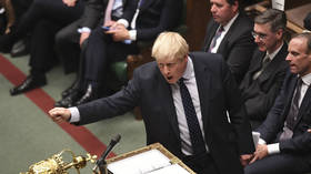 Johnson will pull vote on Brexit agreement if amendment strengthening legislation against no-deal passes — reports