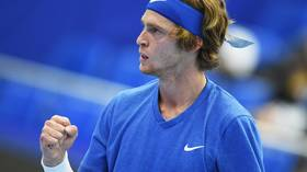 Russian youngster Rublev beats Cilic to seal spot in Kremlin Cup final