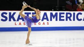 Vegas high roller: Russian quad-jumping sensation Shcherbakova steals show at 2019 Skate America in Las Vegas