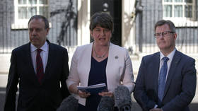 N. Ireland's DUP signal they'll reject customs union compromise, in Brexit blow for UK opposition parties