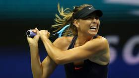 'My throat hurts all the time': Russian tennis ace Maria Sharapova on how 'grunting' during her matches takes its toll
