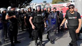 Turkish police detain 3 pro-Kurdish party mayors over 'terrorism' links