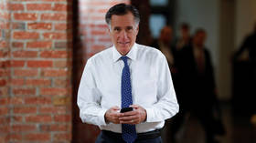 Bot race! Mitt Romney admits he's 'Pierre Delecto,' anon Twitter handle who 'liked' impeachment, never-Trumpers & Romney posts