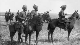 'They deserve better': WWI Indian cavalry memorial at Somme site sparks ridicule (PHOTOS)