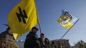 Ukraine's infamous ultra-nationalist group Azov says US lawmakers SLANDERED them by saying they inspire terrorism
