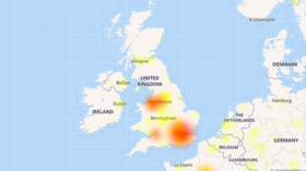 Brexit overload? Twitter down in major UK cities as MPs debate BoJo's EU withdrawal plan