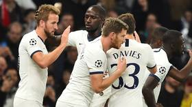 Tottenham 5-0 Red Star Belgrade: Five-star Spurs put Red Star to the sword in UEFA Champions League