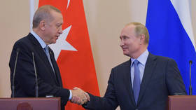 Russia 'filling the gap' left by retreating US under Putin-Erdogan deal on Syria