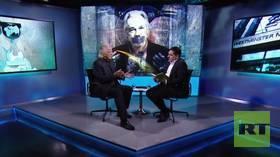 John Pilger: Julian Assange's extradition case is a SHOW TRIAL! (E807)